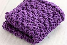 Crochet | Dishcloth