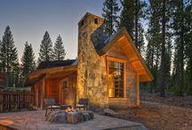 Casas de montanha