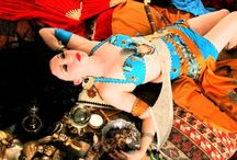 Belly Dance / Belly dance is the western name for Raqs Sharki a type of middle eastern dance.
