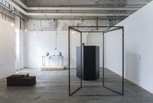Art-Lab: Connexion | Biennale Internationale Design Saint-Étienne 2015 / L'expérience Art-Lab est avant tout une rencontre inattendue entre des étudiants plasticiens, designers, architectes, et des doctorants en sciences.