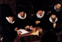 Dutch and Flemish painting from 15th to 18th century