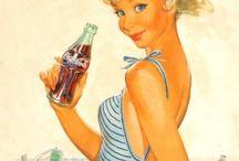 Coca Cola kitsch!
