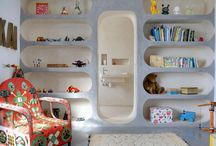 Built ins/Designs for Books