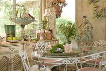 Home Decor: Romantic Home