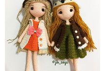 Πλεκτές κούκλες
