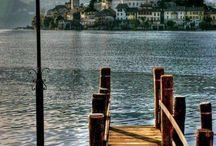 Italy Lake Orta