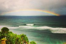 Kauai Rainbows / There is a reason Hawaii is called the Rainbow State and the Garden Island has plenty of moments to capture a beautiful rainbow!