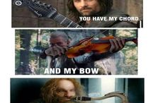 LOTR & Hobbit / Middle Earth