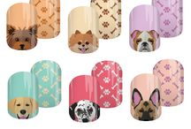 Pet Nail Designs / Nail art for pet lovers to jazz up their manicures