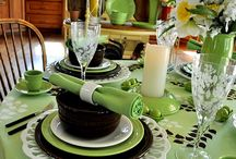 Table Settings! / Gorgeous table settings for all occasions!