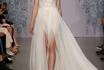 New York Bridal Market Spring 2017 / The latest bridal trends hot off the New York catwalk, as seen by Team Brides in April 2016!