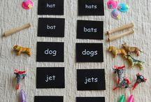 Język - Montessori