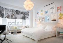 bedroom ideas / by Megan Evans