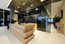 Old Mutual / Inhouse Brand Architects designed the offices for Old Mutual