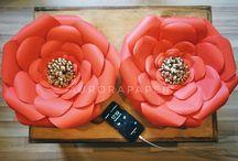 Paper Flowers / Instagram: @aurorapaper