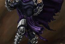 Shredder / Main enemy of ninjaturtles