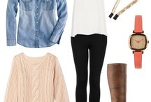 Early Spring Outfits