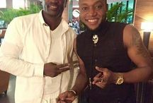 Akon Is In Lagos, Meets With Kcee
