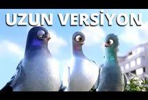 Eti Topkek Güvercinler Reklamı (Uzun Versiyon) Bebeklerin Sevdiği Reklamlar