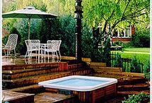 Hot tub-petit bassin