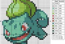 Pokemon patterns