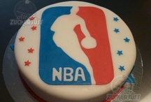 NBA CAKES / by TAM TAM