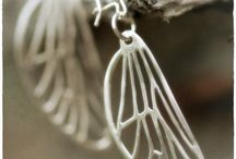 Jewellery / Mostly Finnish jewellery inspired by nature.