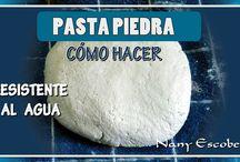 Pasta piedra
