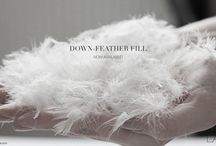 Down-Feather Fill