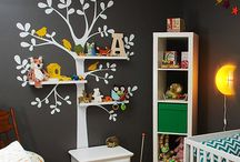 Kid Rooms / by Ashley Kellner