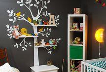 Idées pour la chambre de bébé