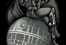 Star Wars Death Star.
