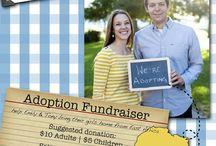 Adoption Fundrasing Ideas