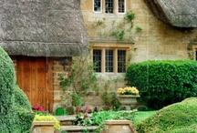 English Cottage Love