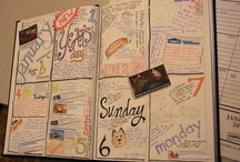 Art Journaling / by Marcy (Ben and Me)