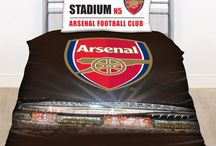 Arsenal Home and Bedroom Products / All the latest home and bedroom products, including bed sets, towels, curtains, bags and much more. Find the perfect gift for any Arsenal Fan,