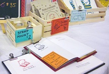 Card Display Ideas / by Daisy Collins