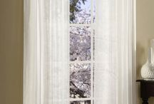 Pinch Pleat Curtains / by Swags Galore