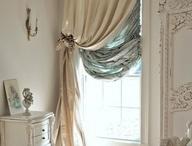 Vintage Window Covering