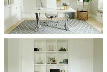 Room: office / by Simone Halpin
