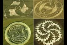 """Sacred Geometry... / Sacred Geometry: mathematical language describes Universe as Energy. Fundamental laws of universe covering pythagorean geometry; geometrical laws, quantum mechanical laws of universe that create geometrical patterns in nature. 'Music of the Spheres': mathematical relationships express qualities or """"tones"""" of energy which manifest in numbers, visual angles, shapes, sounds – all connected within a pattern of proportion.   Plato said: """"God geometrizes continually"""". / by Pat Judge"""