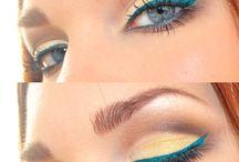 Face and makeup / by Nadia Mercado