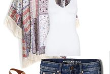 Outfits We Love  {frockbox.ca} / It's all about how you piece them together. Here's the place for fun pairings and outfits.