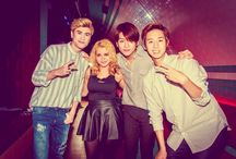 Lunafly's Concert in Romania (25.07.2014)