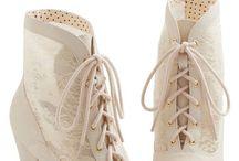 footwear / I wish I had them all