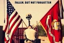 fallen. but not forgotten