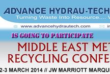 Events / Advance Hydrau-Tech Pvt. Ltd. is taking participate worldwide.  / by Advance Hydrautech