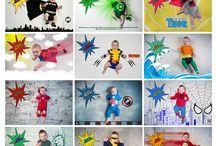 Creative ideas for kids shoots