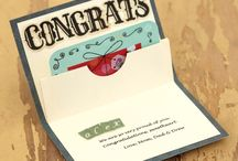Crafty Cards / Give a smile to a loved one with these DIY cards from makeityourselfmagazine.com.