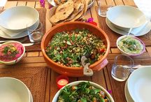 Mediterrean Modern food
